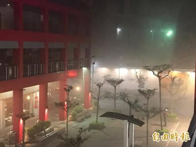 《目擊者》首映遇火中斷 眾明星倉皇疏散