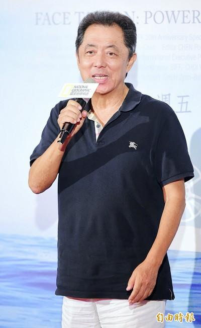 威秀火警眾星驚魂  朱延平:台灣電影差點...