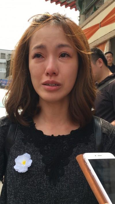 告別經紀人王橞霙 黃瑄淚崩:怎麼不等我結婚