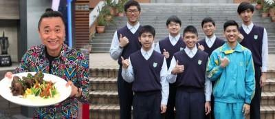 邰智源養出三冠王   學霸星二代還有他們
