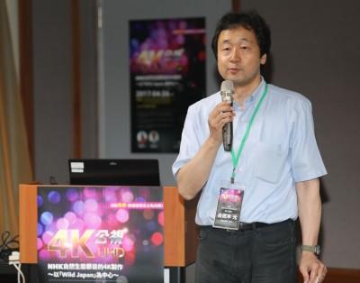 NHK透露4K秘招 電視台爭相取經