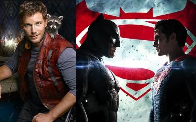 星爵自爆喜歡對家DC電影 還大方給他們中肯神建議!