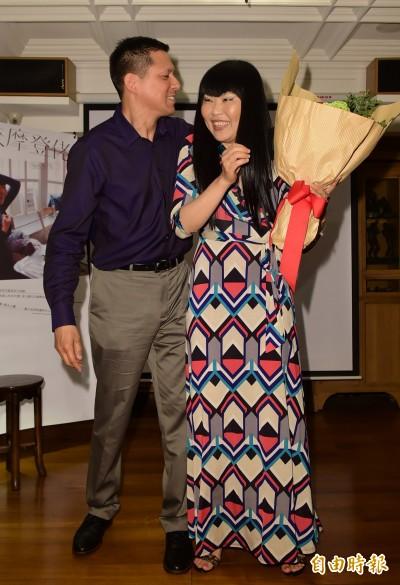「台灣不是中國」 女星洋老公酷嗆:台灣第一名!