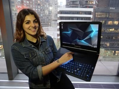 紐約直擊宏碁電競筆電大改款 超薄高效好威