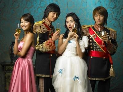 泰國翻拍經典韓劇《宮》 尹恩惠和宋智孝變這樣
