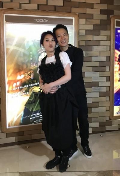 《春嬌》開紅盤 楊千嬅尪爽從後面來!