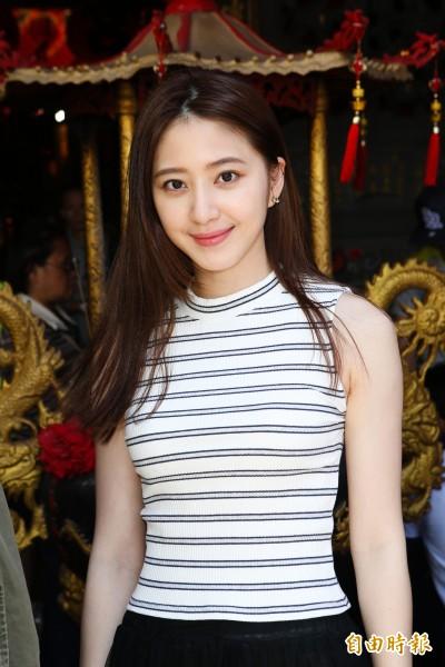 謝翔雅曾被抓交替 拍《通靈》驚飄女生笑聲
