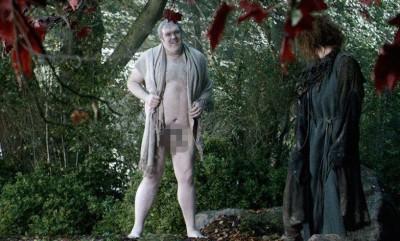 《冰與火》中拍全裸露鳥戲 男星:是我人生最糟經歷