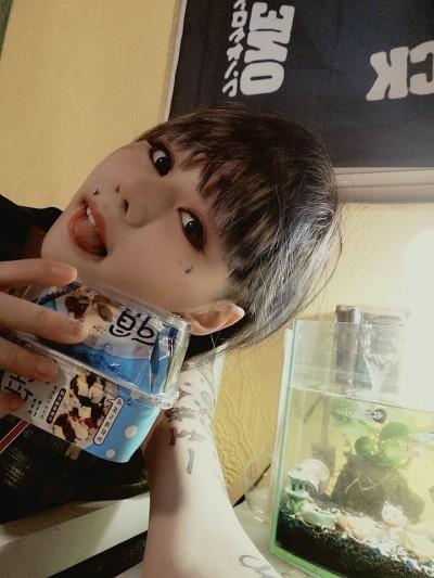 新崛江裸胸少女:假奶不是要給別人看