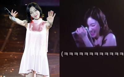 羨慕!太妍演唱會幫她簽瑕疵品專輯 還賜予超可愛新名
