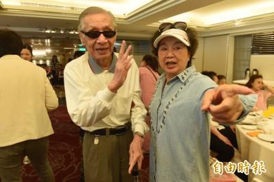 94歲常楓嘆豬哥亮還年輕    2字形容豬式幽默