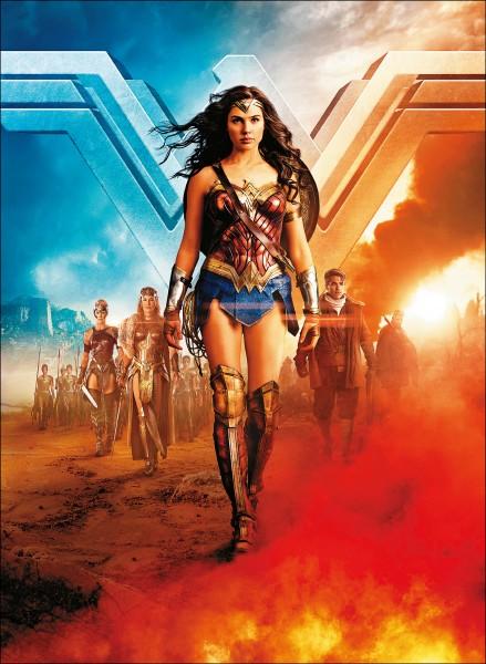 神力女超人超級緊    潘恩輕鬆愛