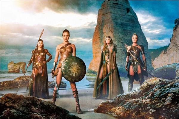 女超人特訓   嗨如快樂營