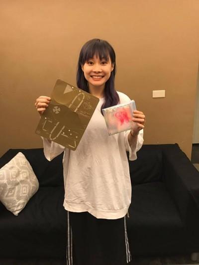同婚釋憲》鄭宜農受鼓舞 「當台灣人還是不錯啦!」