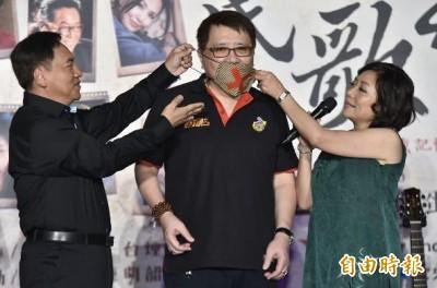 (影音)王夢麟被瞪求「閉嘴」 背後原因有洋蔥