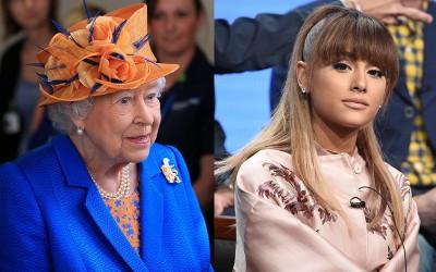 英女王探視爆炸案受害者 讚亞莉安娜「是個好歌手」
