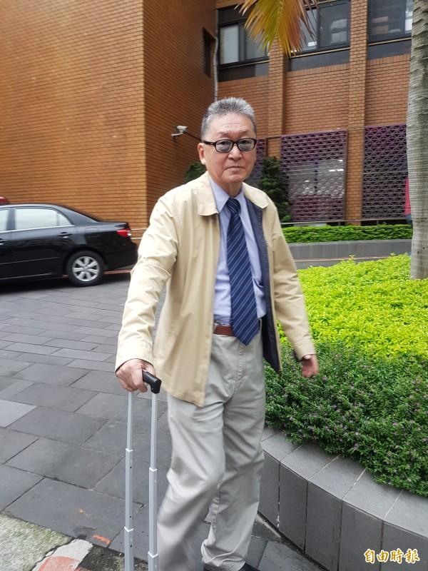 李敖染急性肺炎一度病危 經紀人證實住院中