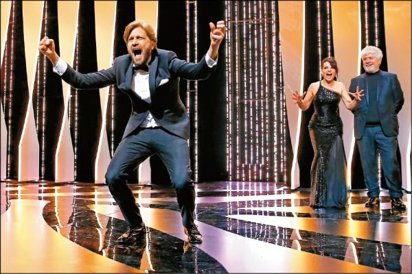 《第70屆坎城影展》「廣場風暴」嗨摘金棕櫚    黛安封后獎獻恐攻受害者