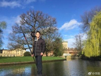 最強星二代!他棄台大一路讀到劍橋:台灣學生太混