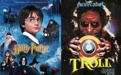 誰才是原創正版?哈利波特電影竟在1986年就有了!