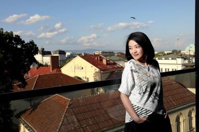 台灣首位女性配樂師 金曲加持挺進國境之南