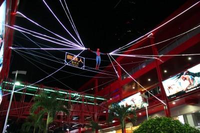 (影音)《蜘蛛人:返校日》海砸8位數 在台還原經典橋段