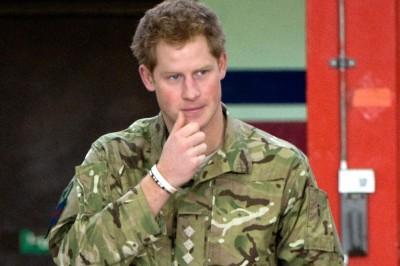 哈利王子想當平凡人 讚在阿富汗當兵「像回家一樣」