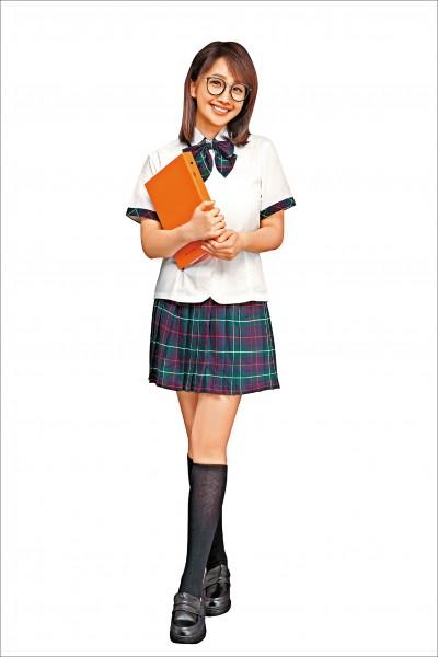 朱俐靜讀女校 女同學告白