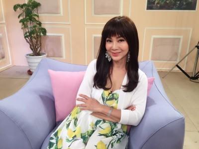 凍蒜無齡感女星榜首 陳美鳳心態永遠20歲