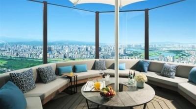 周杰倫砸6.6億購新豪宅 昆凌喜曝傳說中360度景觀台