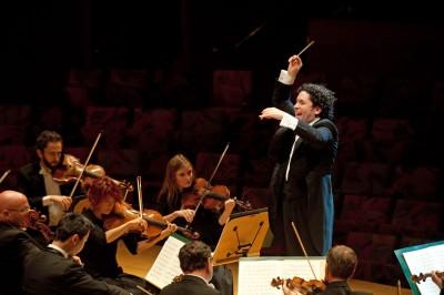 台灣第一次 杜達美全套貝多芬9大交響曲4天一氣呵成