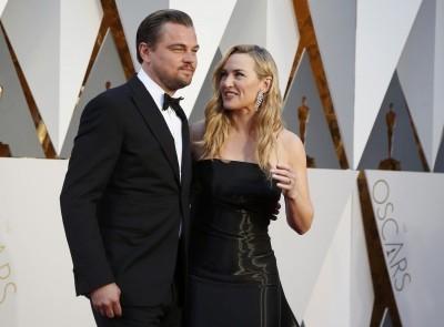 《鐵達尼號》20周年    李奧納多再度聯手凱特