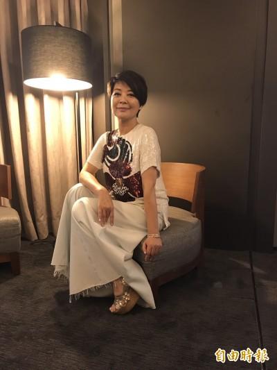 金燕玲揭12年同性之愛  坦言「從不是蕾絲邊」