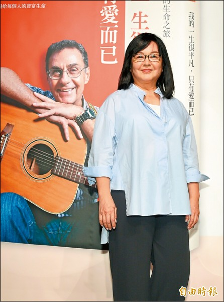 65歲崔姬圓潤現身 憶丁松筠教唱英語歌