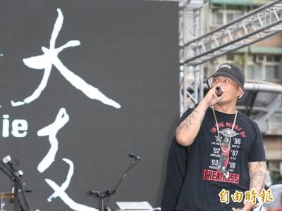 台灣有嘻哈!大支推他取代吳亦凡