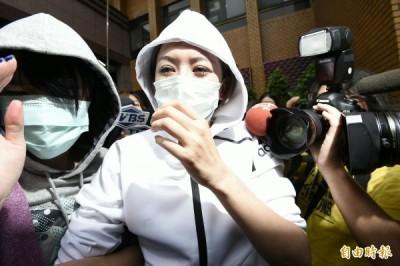 李妍瑾爆哭衝出法庭  醉毆運將判決出爐反應是...