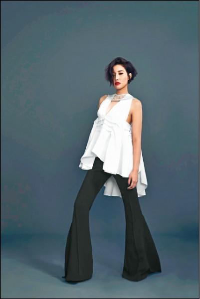 A-Lin變身美少女戰士 世大運逆齡 開唱