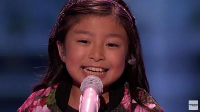 (影音)9歲小鐵肺續戰《美國達人秀》 半準決賽慘被評審打槍