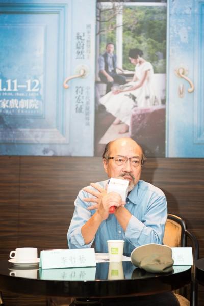 台灣談愛太濫情 紀蔚然看世大運廣告「毛骨悚然」