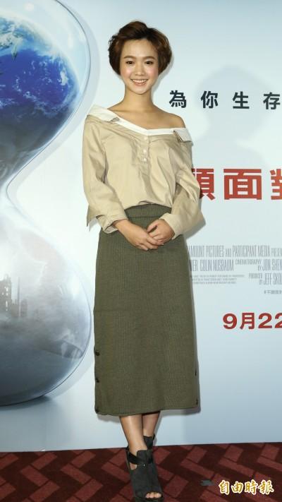 (影音)嚴正嵐自以為招颱風 夠環保衣服竟穿超過16年