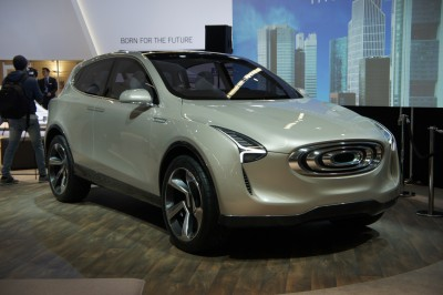 Thunder Power SUV現身IAA車展預計在2020年量產
