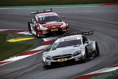 (影音)DTM奧地利Spielberg站第16回合  Audi陣營再度大勝