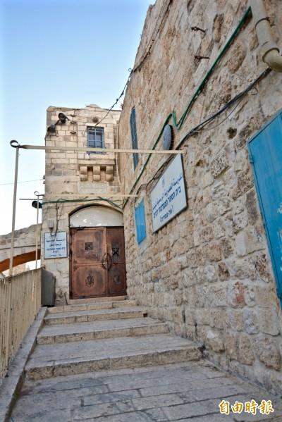 耶路撒冷苦路  耶穌受難前走過的最後一段路