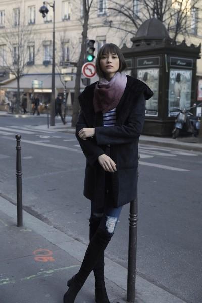超強!詮釋「世界共通的美」 這組雋永巴黎街拍出自台灣時尚總監