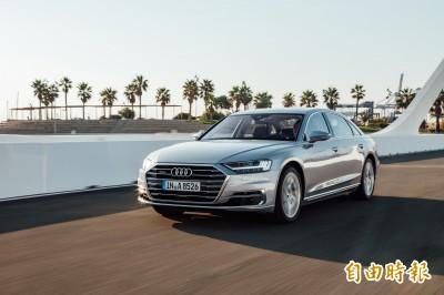 Audi A8 L瓦倫西亞試駕  全新V6 TFSI引擎效能更精進