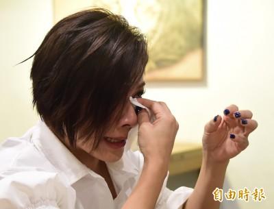 (專訪)江美琪談母親角色暴哭 自責情緒爆炸吼兒子