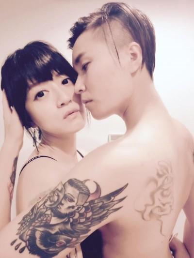恭喜!秦偉受害者造型師 轉性愛女要結婚了