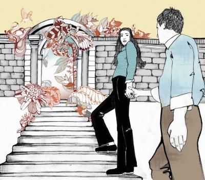儘管知道婚姻是場騙局  還是想要幸福啊