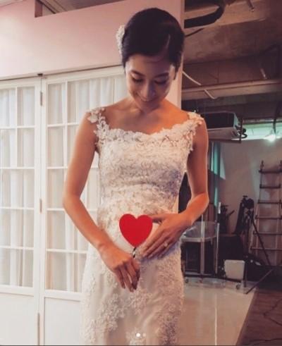37歲日本女星6月嫁人 自爆懷孕7個月