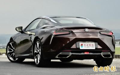 《試駕》Super GT競技血緣雙門Coupé─Lexus LC 500